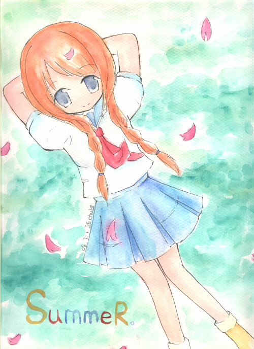 summer小