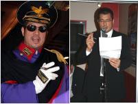高田総統と高田統括本部長