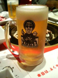 高田総統ビール