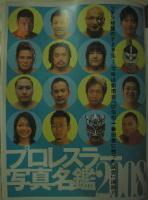 週プロ写真名鑑2008