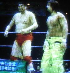 田上と石森