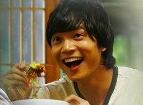 韓国式お刺身の食べ方