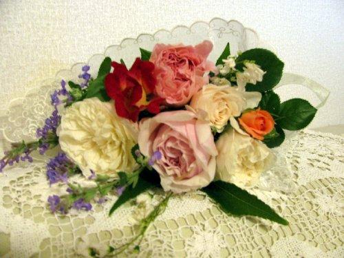 happyislandさまの花束