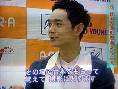 韓流フォンデュ^ソ・ドヨンインタビュー29