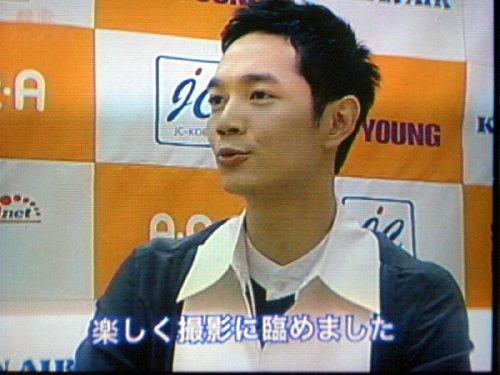 韓流フォンデュ^ソ・ドヨンインタビュー35