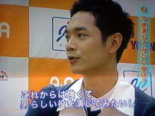 韓流フォンデュ^ソ・ドヨンインタビュー38