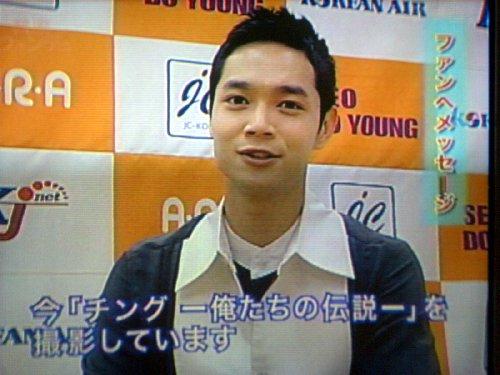 韓流フォンデュ^ソ・ドヨンインタビュー53