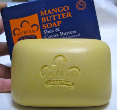 マンゴーバターソープ