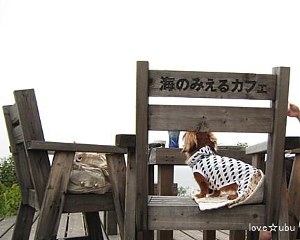 海のみえるカフェ