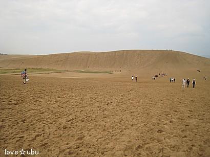 鳥取砂丘③