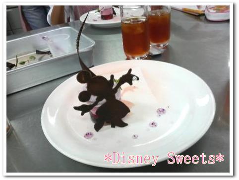 Disney Sweets 日記用