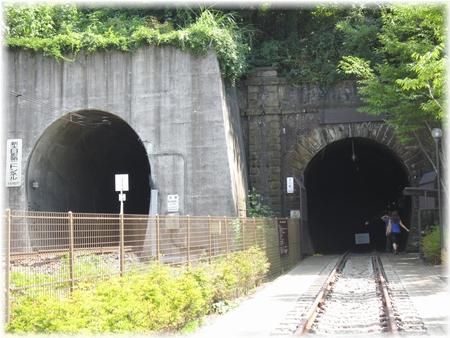 旧大日影トンネル