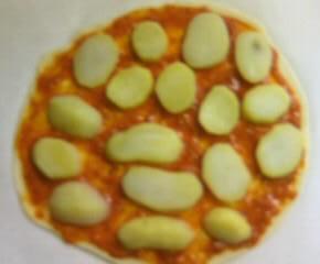 スパゲティピザ7