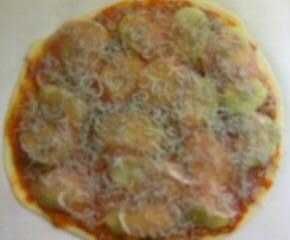 スパゲティピザ9