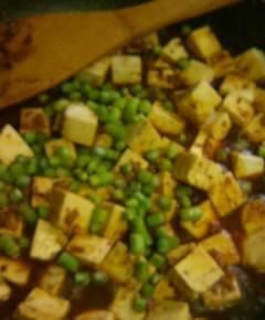 大豆の麻婆豆腐11
