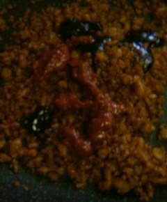 大豆の麻婆豆腐9