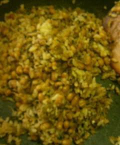 納豆料理(チャーハン)9