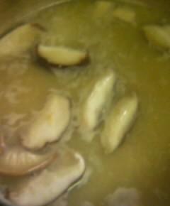 納豆料理(味噌汁)3
