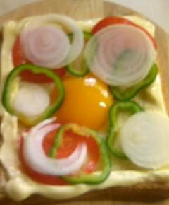 スペシャルモーニングトースト6