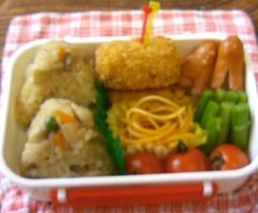まこちゃんのお弁当8