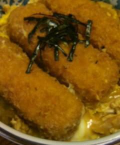 カツオのカツ丼17