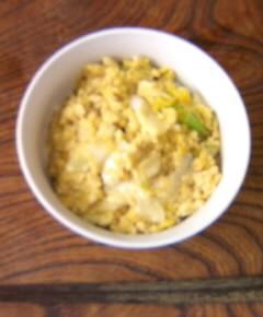 豆腐の親子丼6