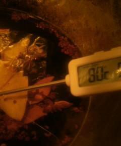 鉄鍋のジャンラー油8
