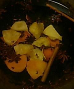 鉄鍋のジャンラー油10