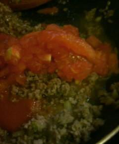 スパゲティ・アッラ・ボロネーゼ8