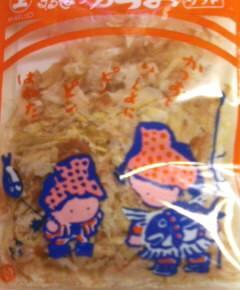 鰹節と納豆の海苔巻き3