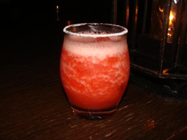 苺のソルティ