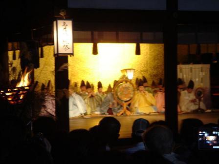 下賀茂神社雅楽