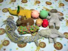 おもちゃの数々