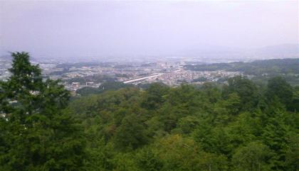 津田山展望