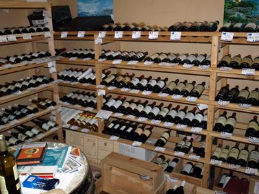 仏ワインの部屋