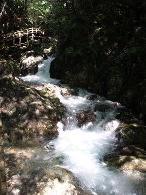 3登りの滝