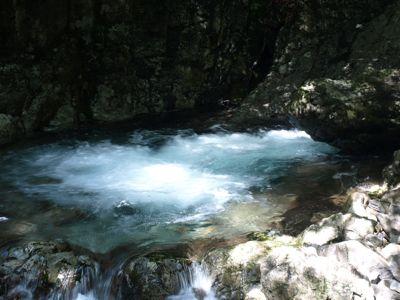 5いつもの滝2
