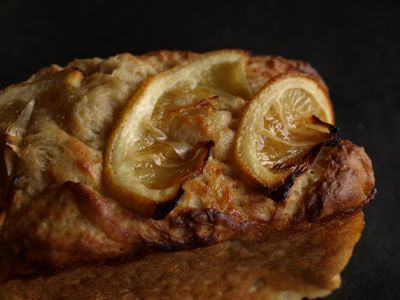 2レモンパウンドケーキ2