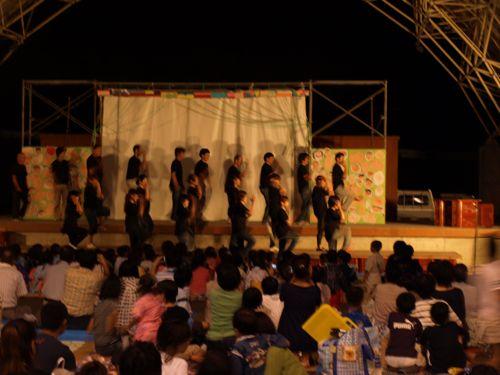 11保護者役員踊り