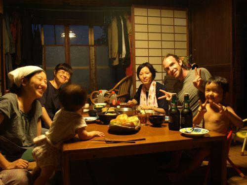 3ジョシュアと夕食