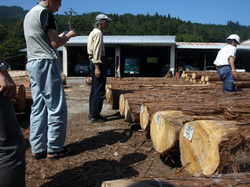 3材木市場