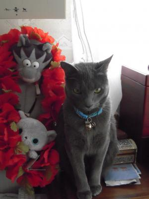 ロッシ人形とロッシー