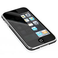 Radius Privacy Protect Film for iPhone 3G ブラック