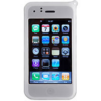 Radius D-Defencer Coating Silocone Case for iPhone 3G