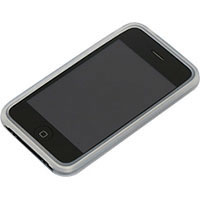 PowerSupport シリコーンジャケットセット for iPhone 3G