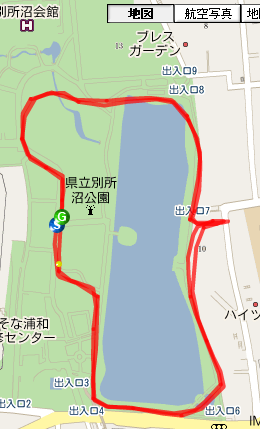 別所沼公園2