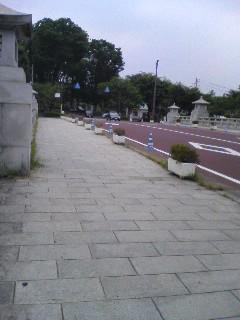 浅川CR終点