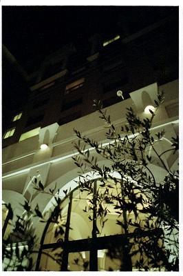 ホテルオークラ東京ベイ 中庭