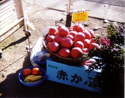 赤かぶ 100円