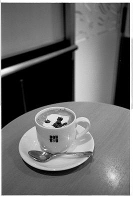 カフェ・ド・ショコラ
